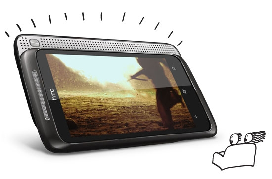 HTC7 Surrond