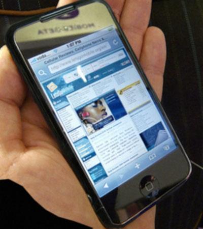 айфон 4 и проблемы с антенной